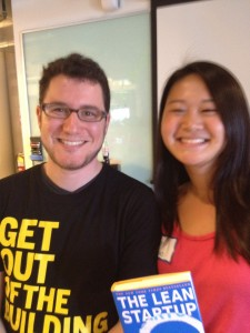 Meeting Eric Ries
